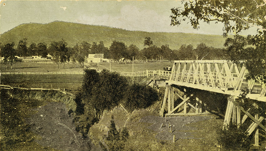 Second Vacy Bridge c.1900s